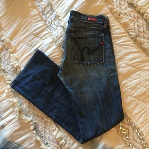 Citizens of Humanity Women's Flare Jeans Sz 27